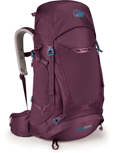 Lowe Alpine AirZone Trek+ Backpack Women ND33:40 Berry